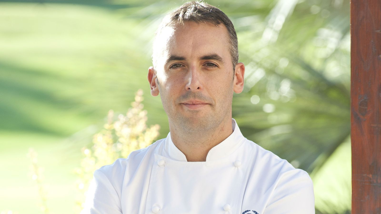 Daniel Lopez Executive Chef at Sheraton Arabella in Mallorca