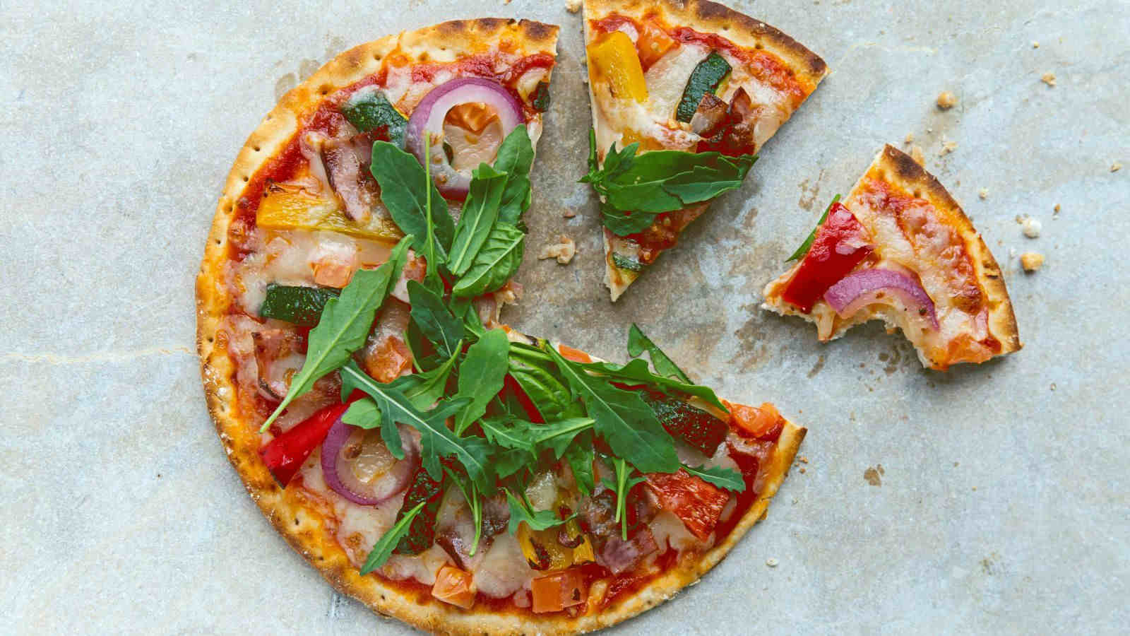 Pizza Gluten Free | Sheraton Mallorca Arabella Golf Resort