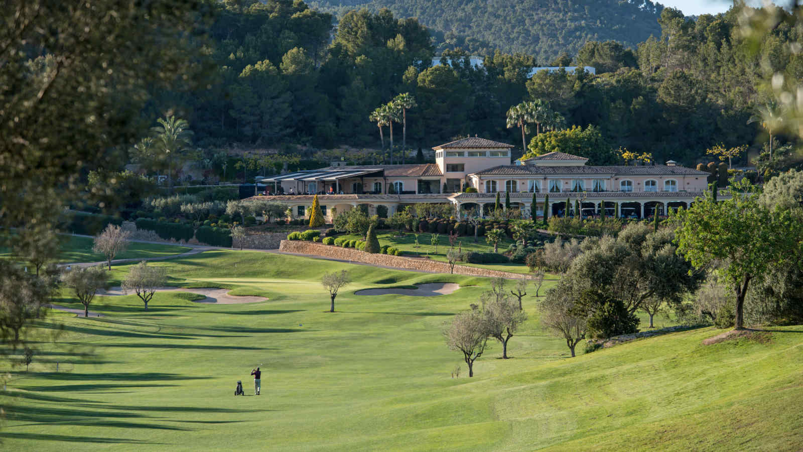 Son Muntaner golf course at Sheraton Mallorca