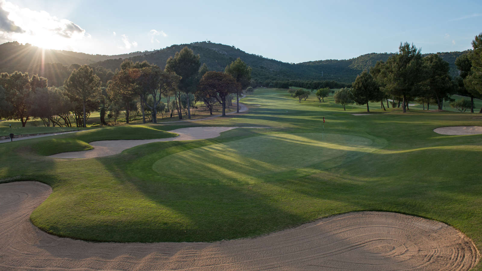 Campo de golf Son Vida del Arabella Golf