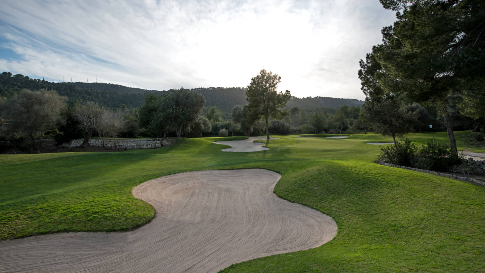 Campo de Golf Son Muntaner del Arabella Golf