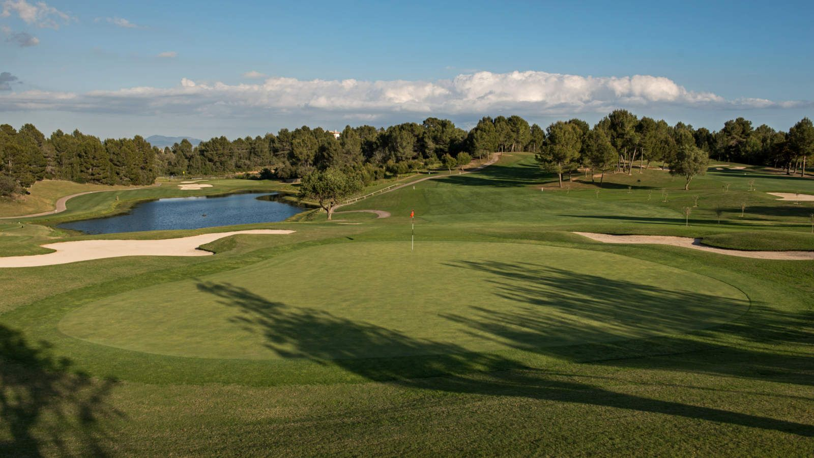 Son Quint golf course at Sheraton Mallorca Arabella Golf Hotel