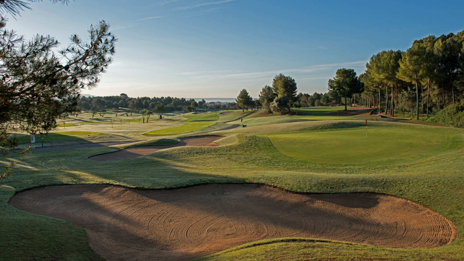 Son Quint golf at Sheraton Mallorca Arabella Golf Hotel