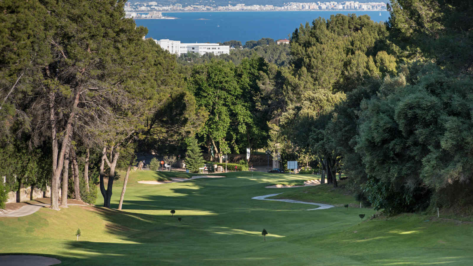 Son Vida golf course at Sheraton Mallorca