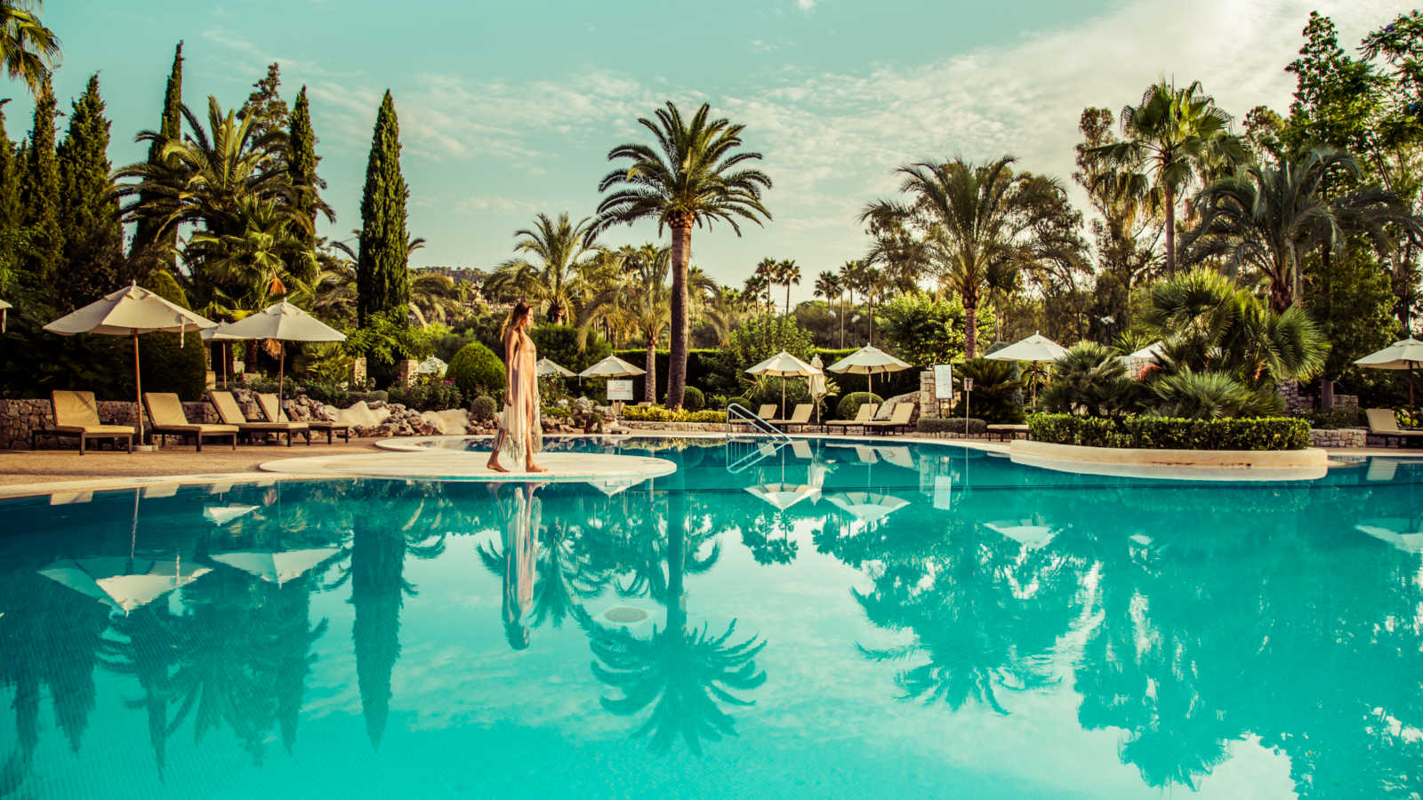 Piscina | Shine Spa | Sheraton Mallorca Arabella Golf Hotel